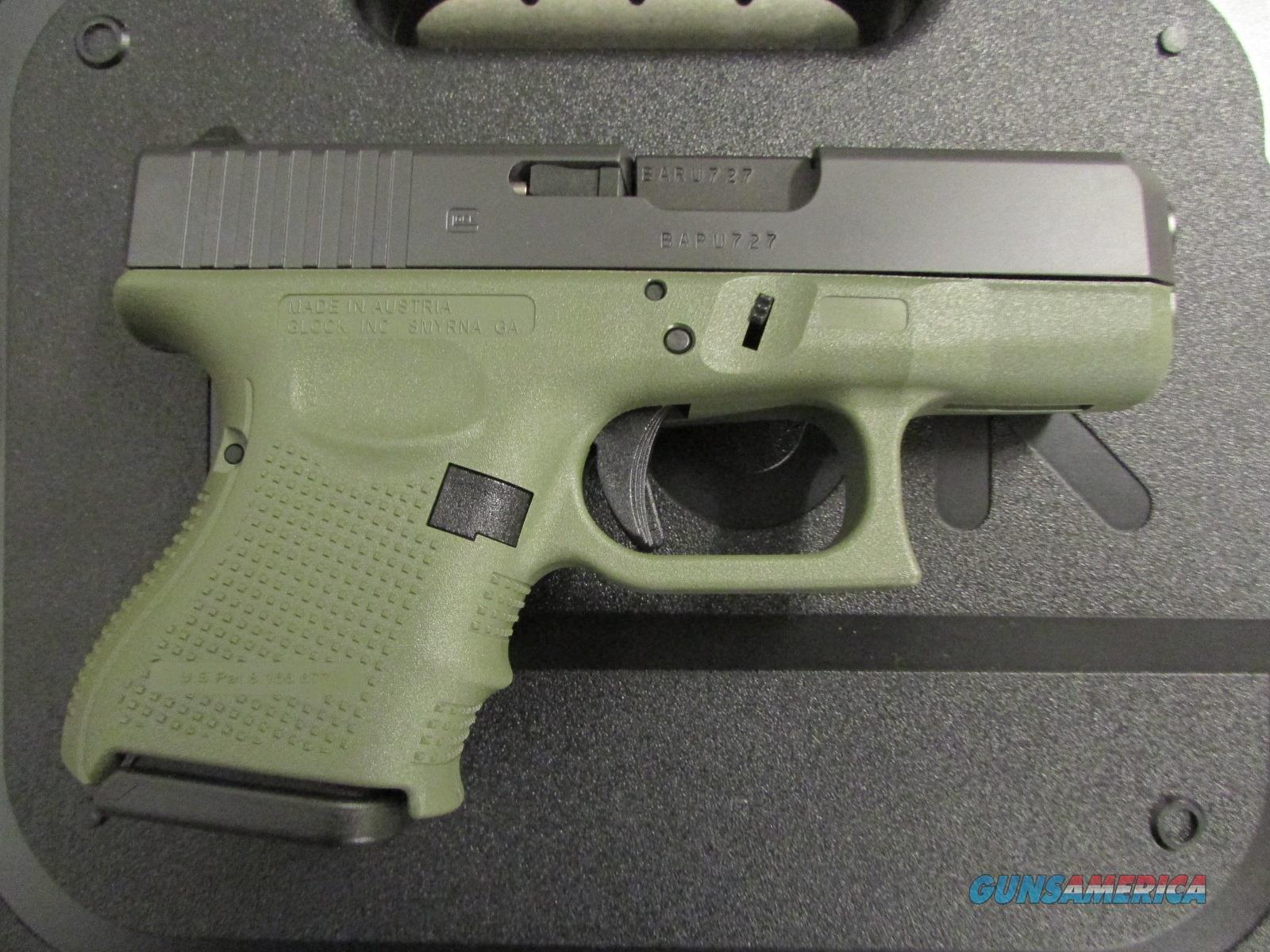 how to clean and oil a glock 43