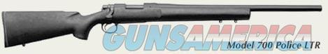 "REMINGTON 700 POLICE LTR (LIGHT TACTICAL RIFLE) .223"" 20"" HBLF  Guns > Rifles > Remington Rifles - Modern > Model 700 > Tactical"