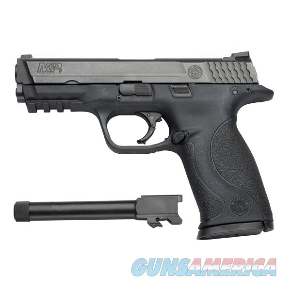 Smith & Wesson M&P®9 - Threaded Barrel Kit  Guns > Pistols > Smith & Wesson Pistols - Autos > Polymer Frame