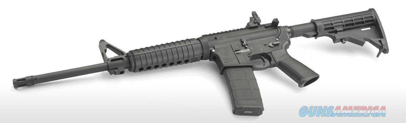 Ruger AR-556  AFFORDABLE, AMERICAN-MADE MODERN SPORTING RIFLE   Guns > Rifles > Ruger Rifles > SR Series