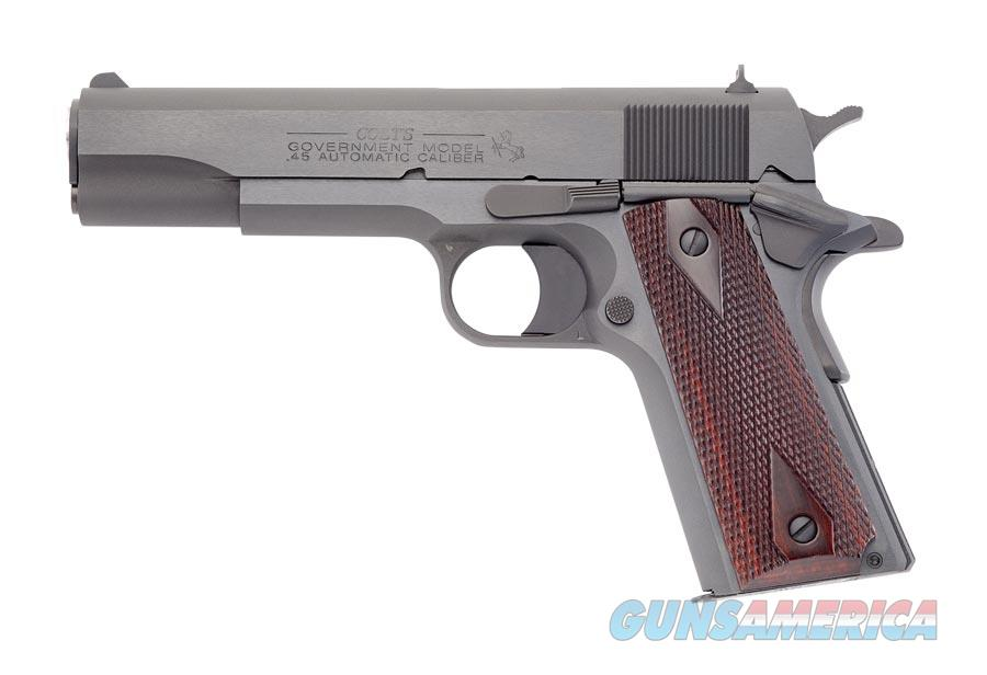 Colt 1991 Government   - Series 80   with Rosewood grips  Guns > Pistols > Colt Automatic Pistols (1911 & Var)