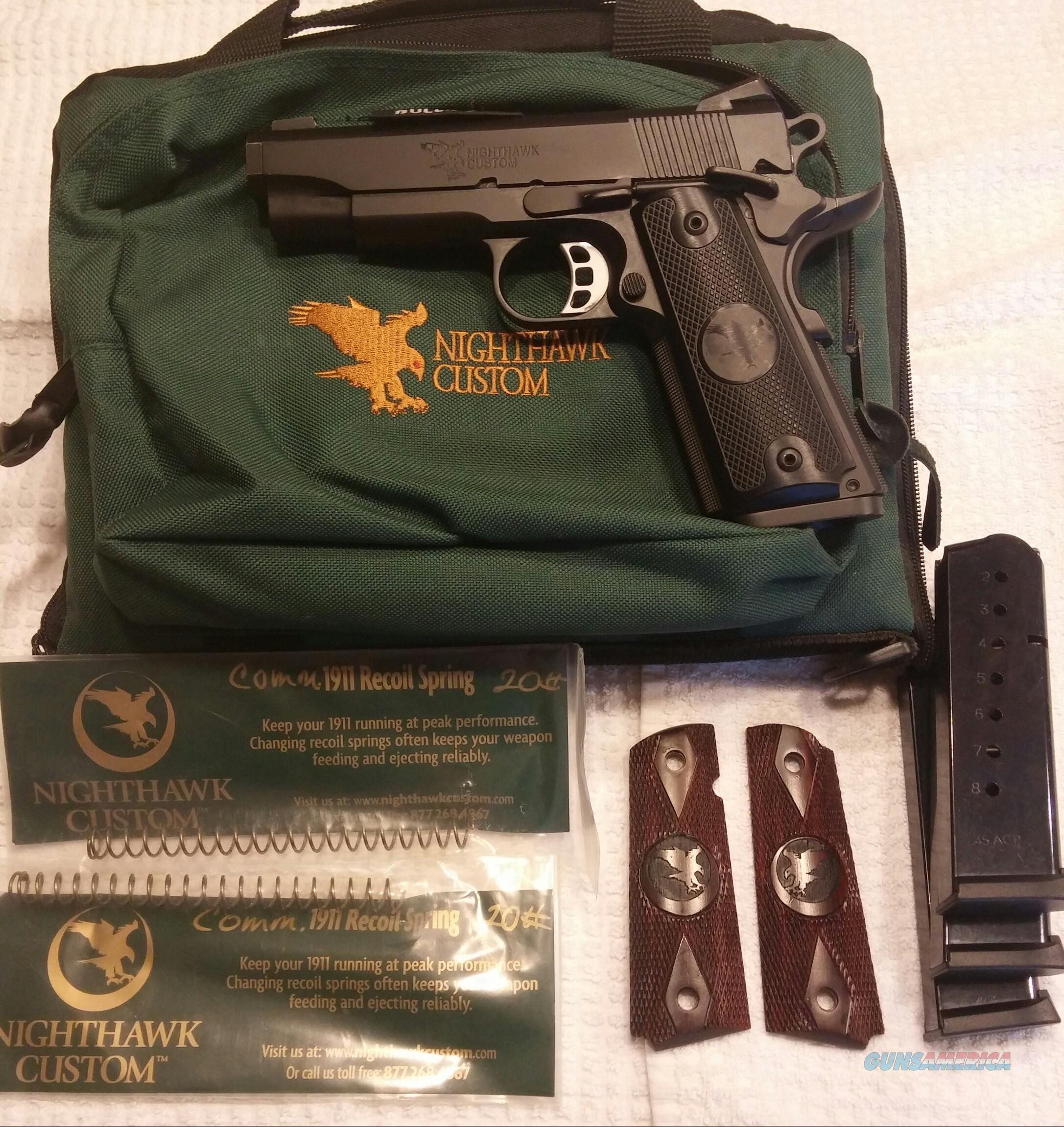 Night Hawk Custom 1911  Guns > Pistols > 1911 Pistol Copies (non-Colt)