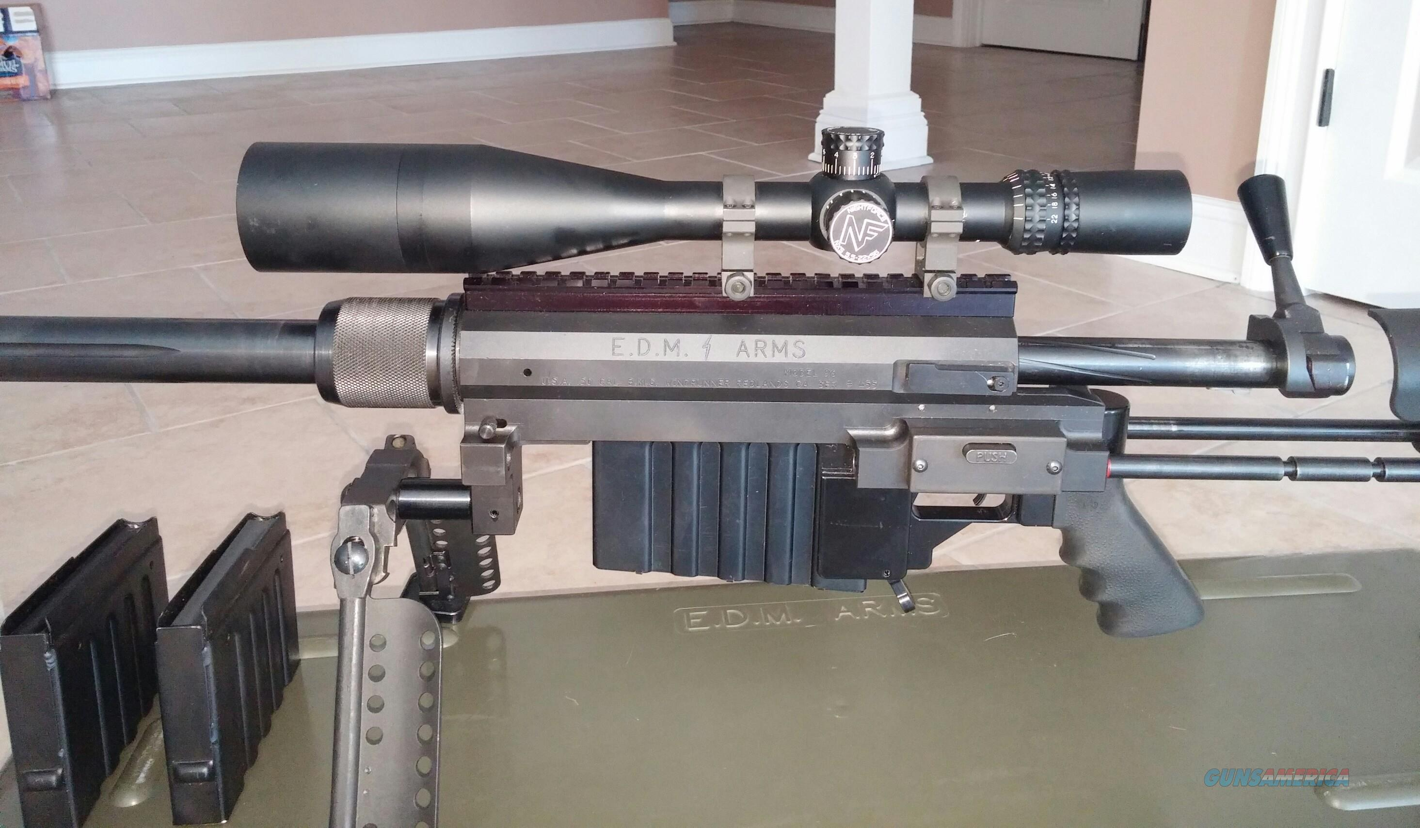 EDM 50 BMG Precision Windrunner Rifle for sale