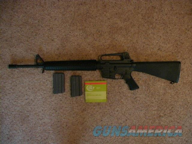 Colt AR15 Sporter Match H-Bar  Guns > Rifles > AR-15 Rifles - Small Manufacturers > Complete Rifle