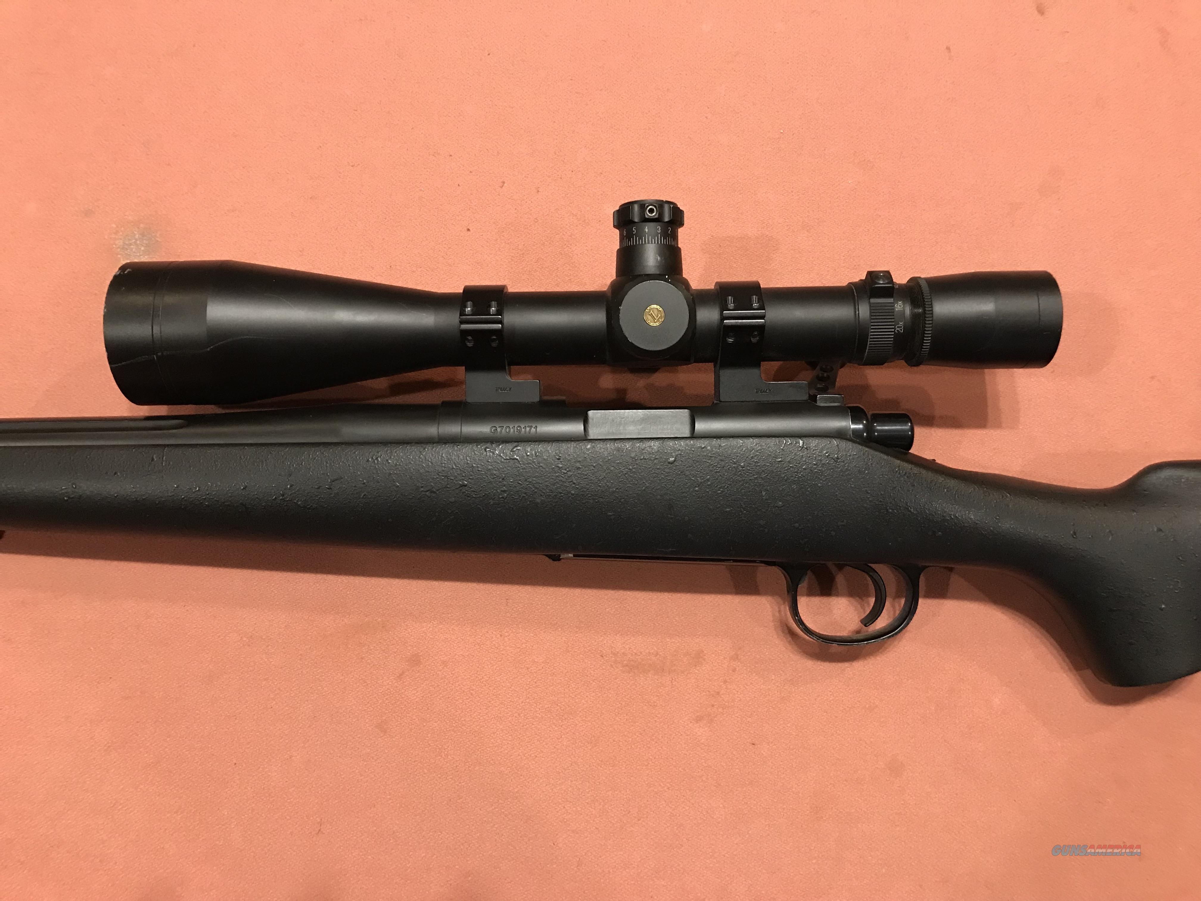 7mm Winchester Mag  Rem 700 by Western Precision Rifles  Guns > Rifles > Custom Rifles > Bolt Action