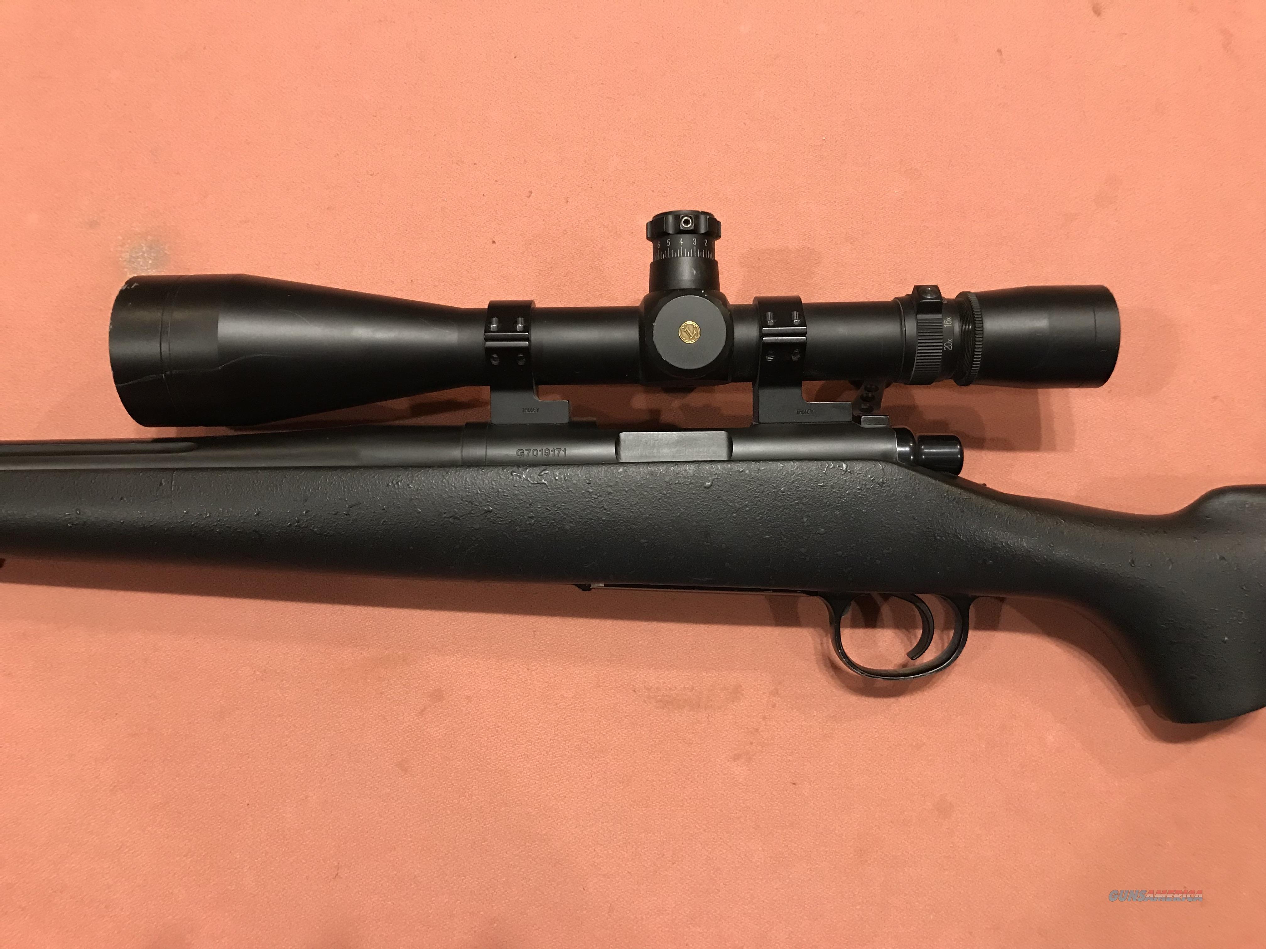 7mm WSM Rem 700   Guns > Rifles > Remington Rifles - Modern > Model 700 > Sporting