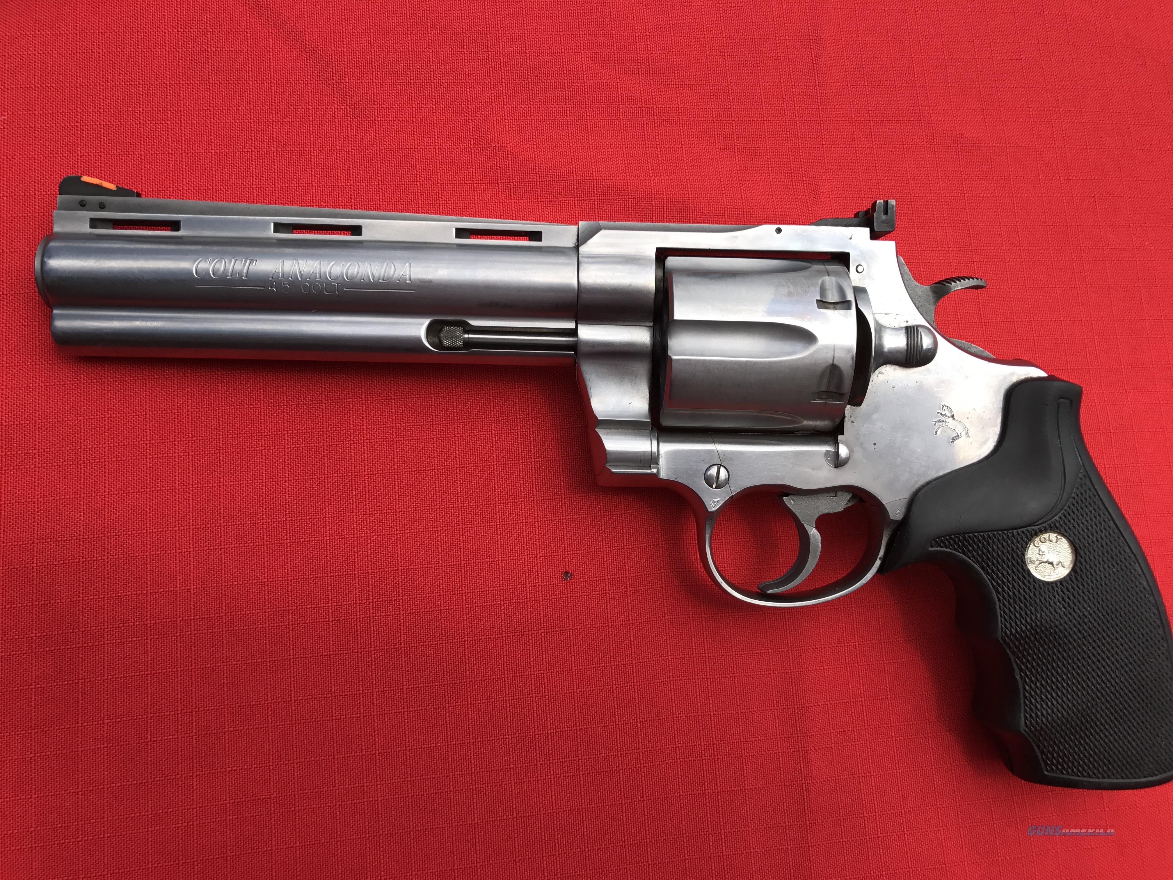 Colt Anaconda 45 – Wonderful Image Gallery
