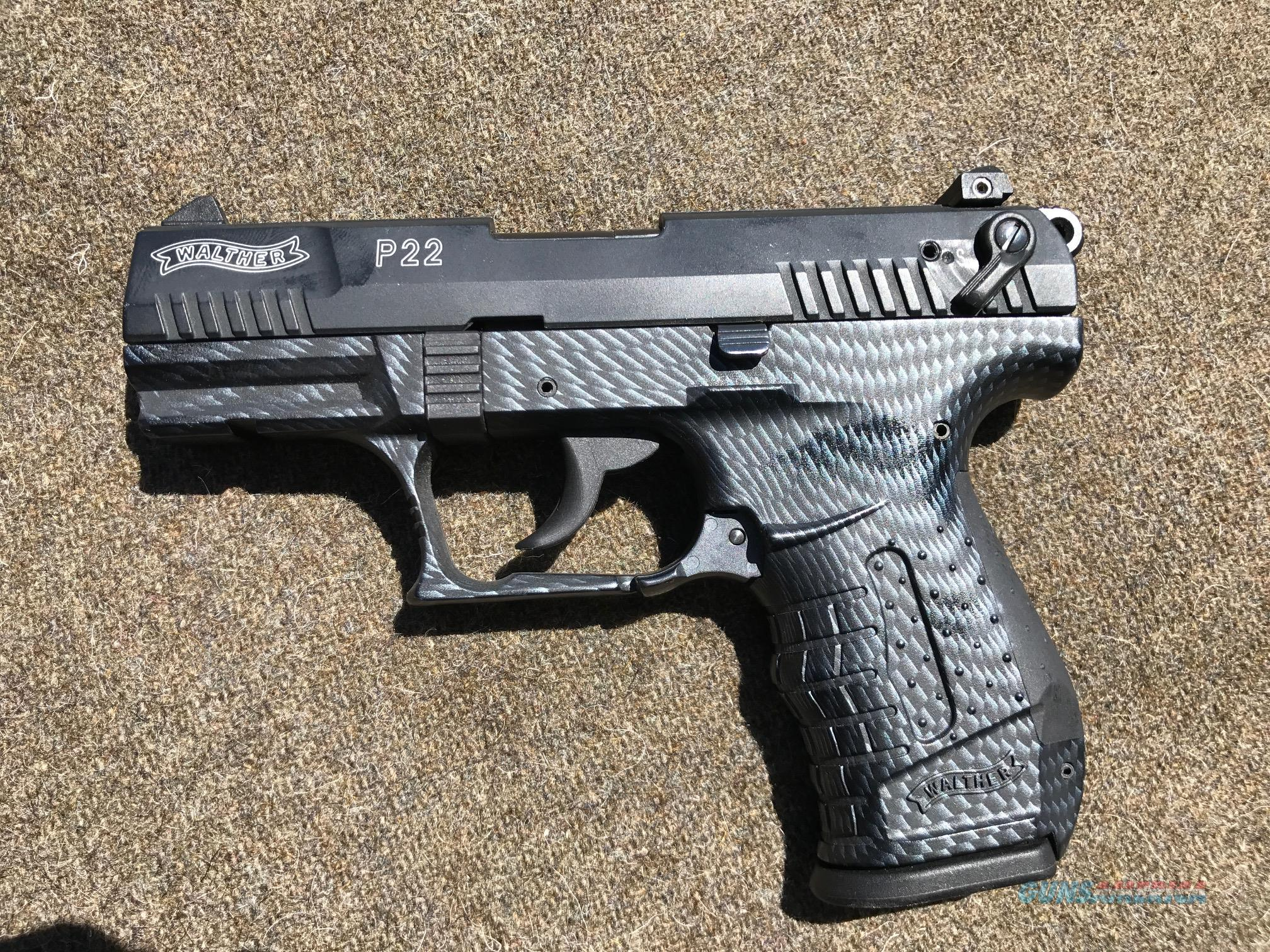 Smith and Wesson P22  Guns > Pistols > Smith & Wesson Pistols - Autos > .22 Autos