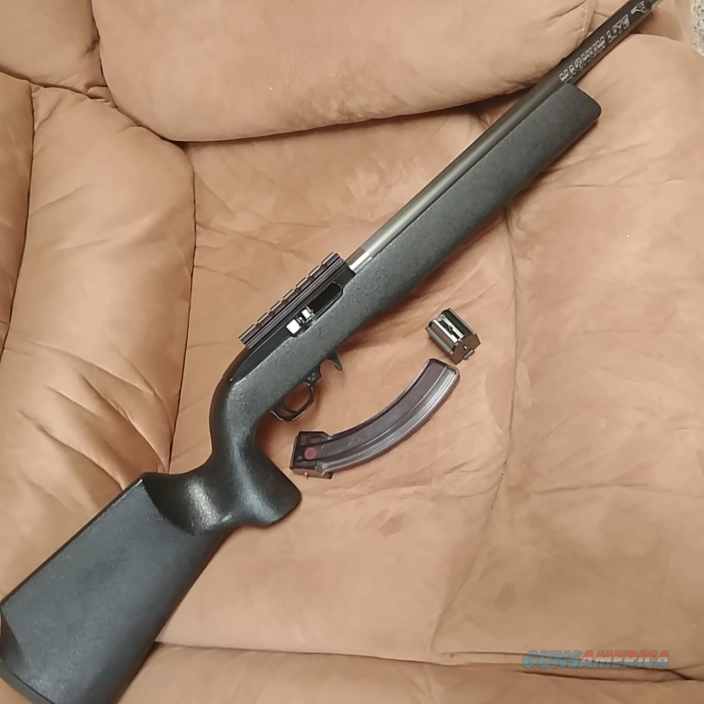 Custom Ruger 10-22 with extras  Guns > Rifles > Ruger Rifles > 10-22