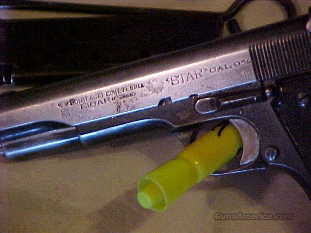 FS: STAR-1921 /1911 copy--C&R ok REDUCED  Guns > Pistols > Star Pistols