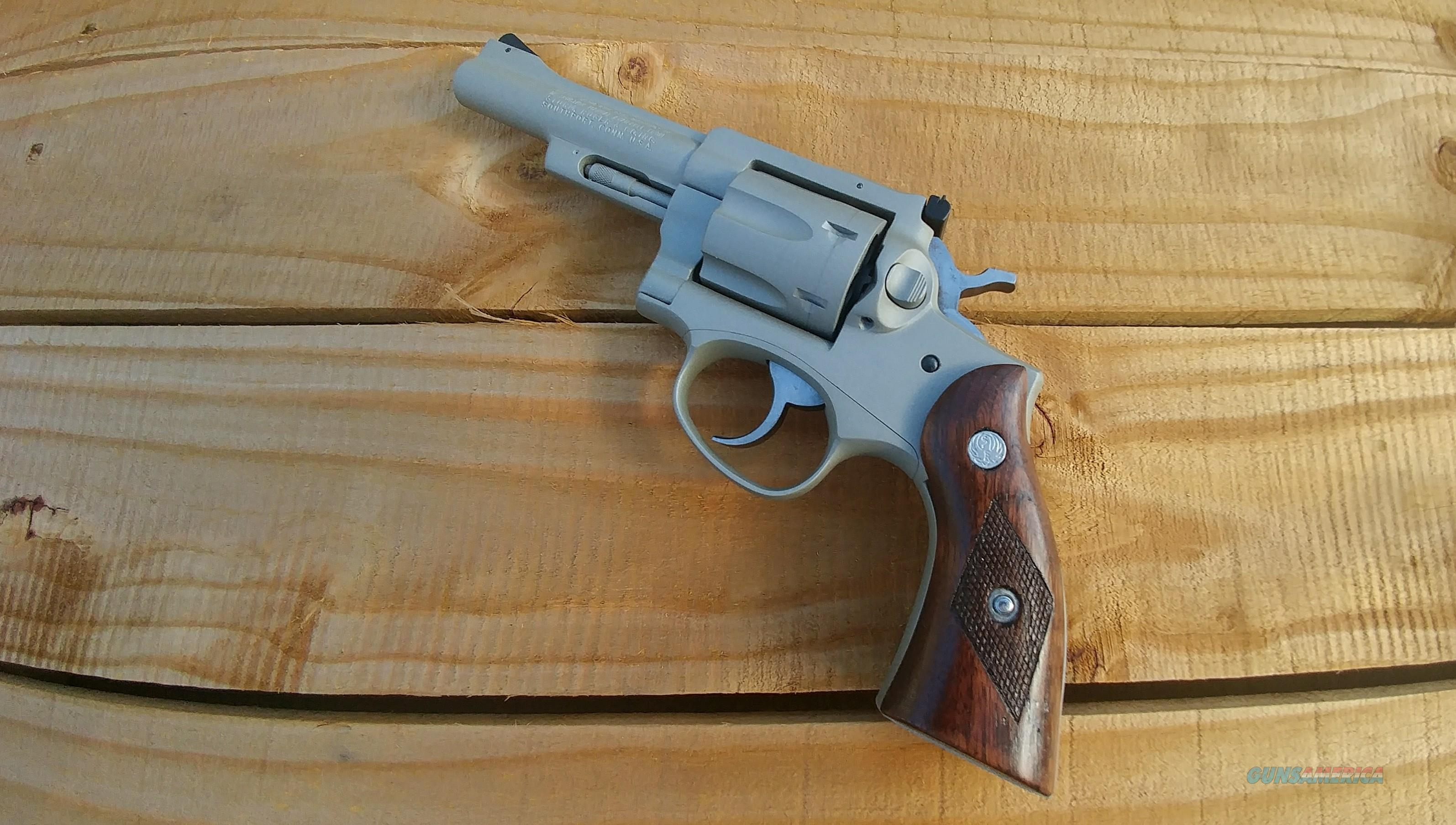 Ruger Security Six 357 Magnum/38 Special   Guns > Pistols > Ruger Double Action Revolver > Security Six Type