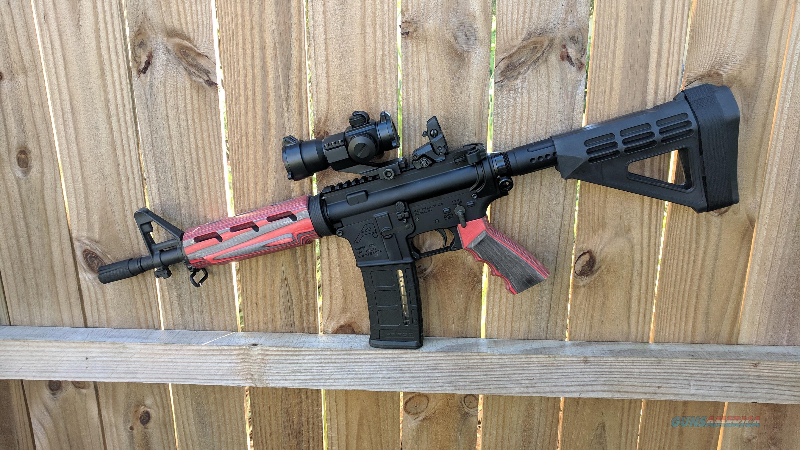AR-15 Aero Precision - BCCF Custom Build  Guns > Pistols > Aero Precision > Aero Precision Pistols