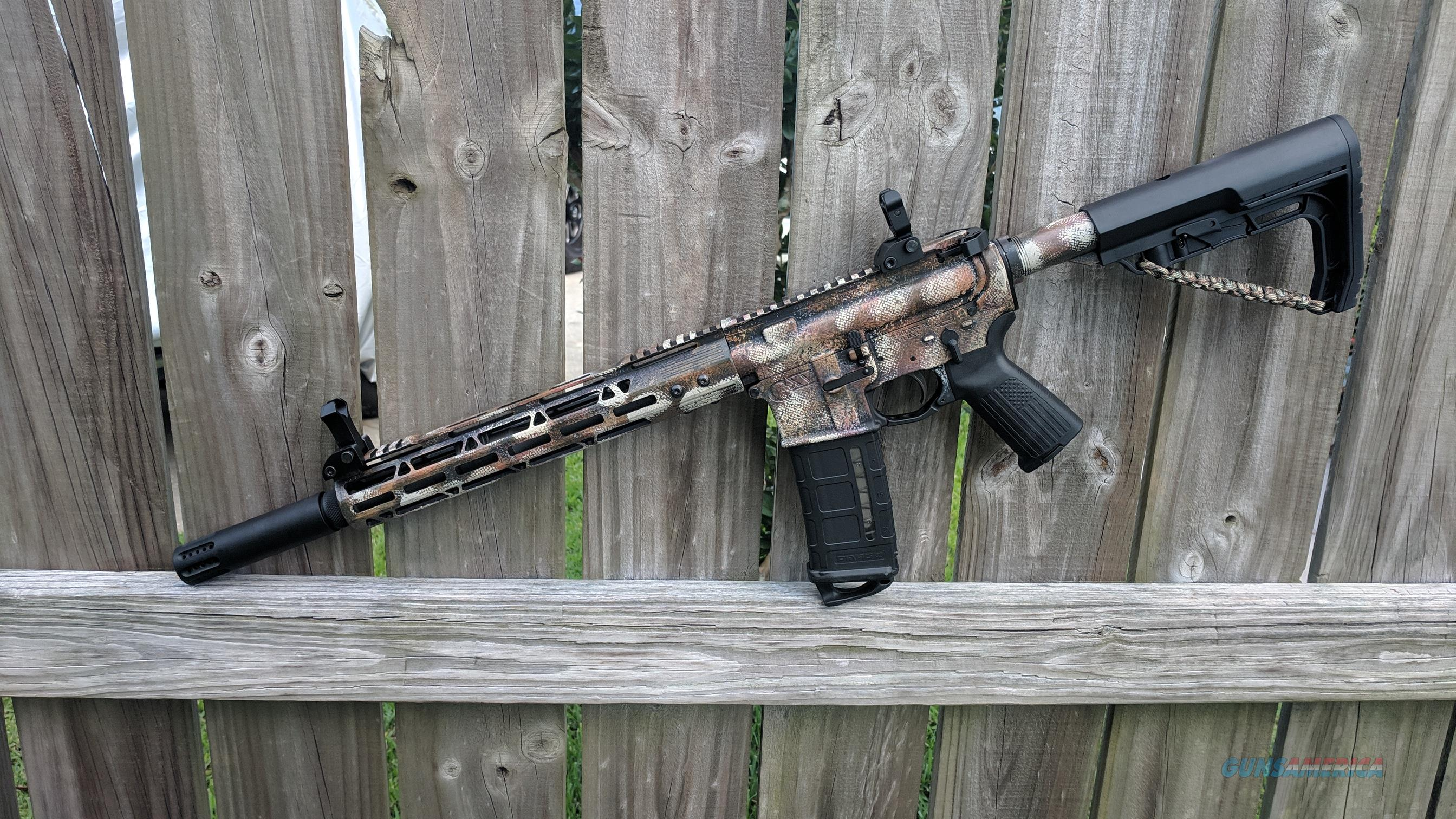 New! AR-15 Rifle CORE15 | BCCF Custom Build   Guns > Rifles > Core 15