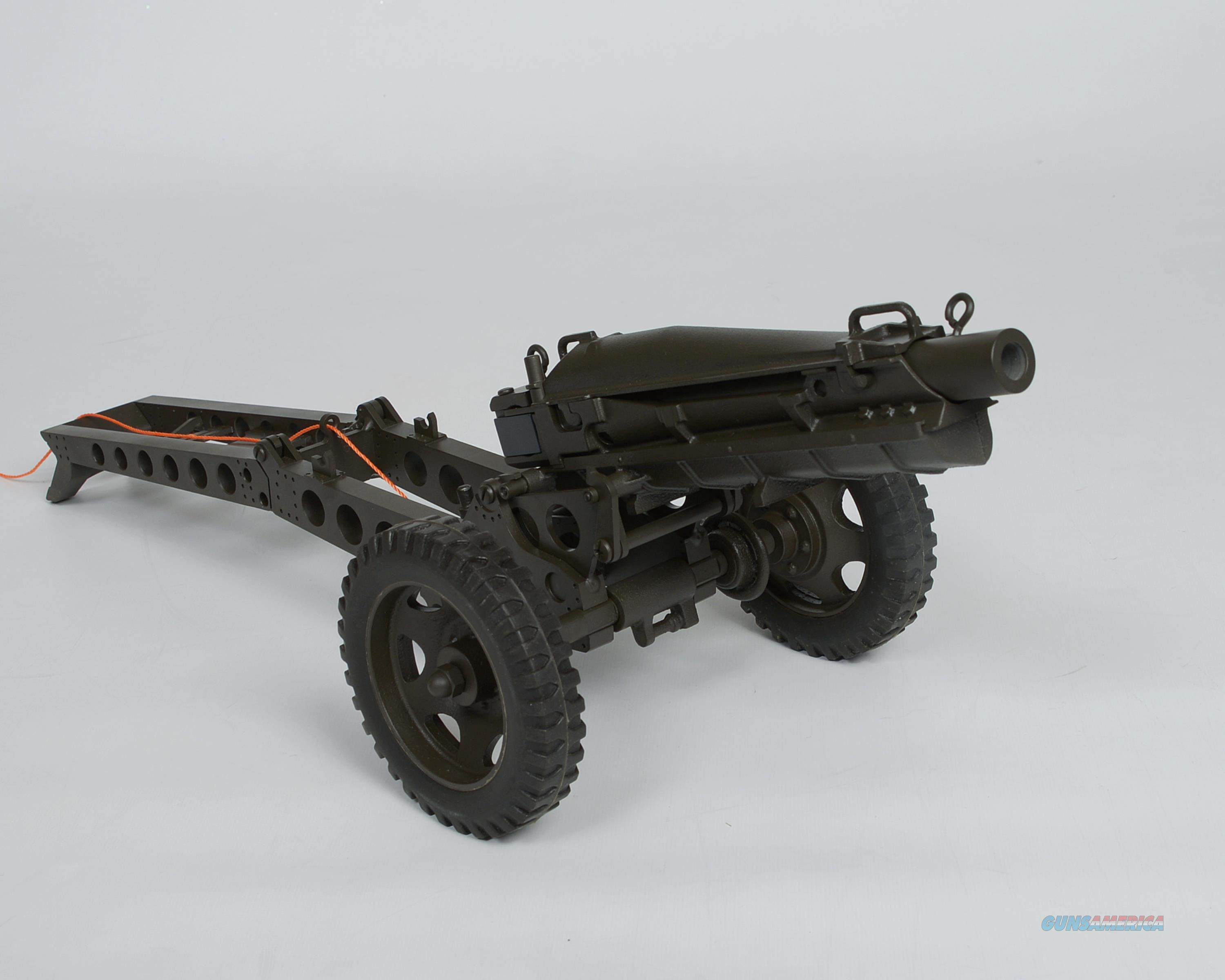 1/6 Scale Model 75mm Pack Howitzer Signal Cannon  Guns > Rifles > Cannons > Modern Replica
