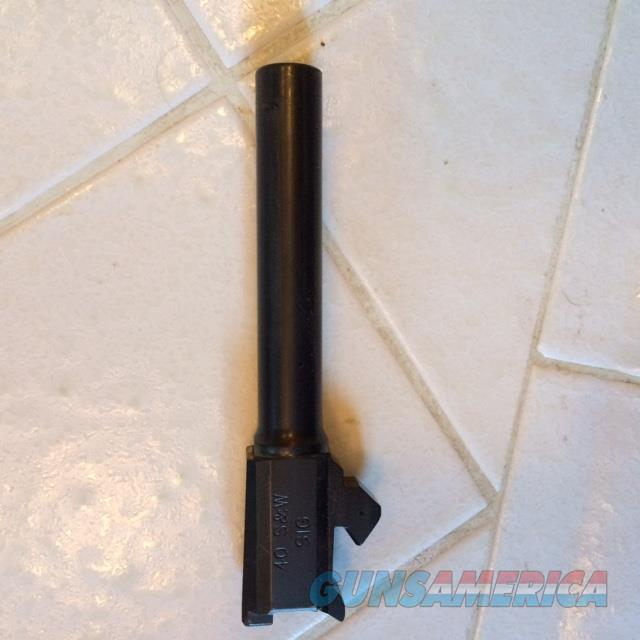 226 .40 barrel for sale or trade for .357 barrel  Guns > Pistols > Sig - Sauer/Sigarms Pistols > P226