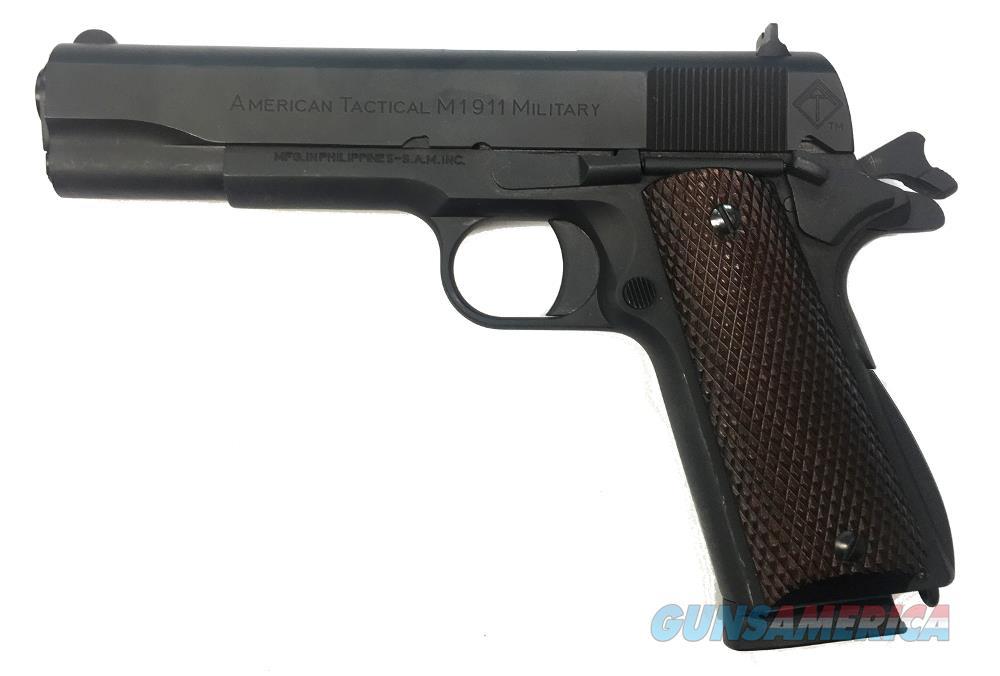 ATI GFX45 ML - M1911 Military Handgun .45 Auto  Guns > Pistols > A Misc Pistols