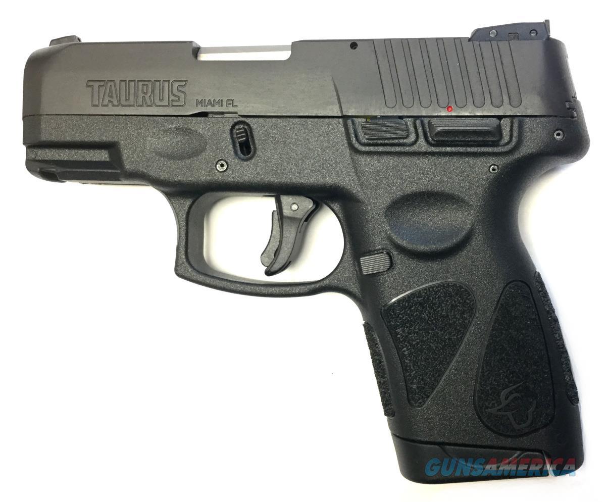 Taurus G2S 1-G22931 Handgun 9 MM  Guns > Pistols > TU Misc Pistols