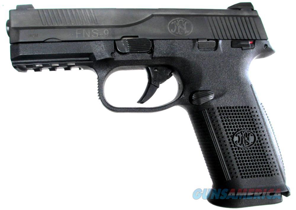 FN FNS-9 Handgun 9 MM  Guns > Pistols > F Misc Pistols