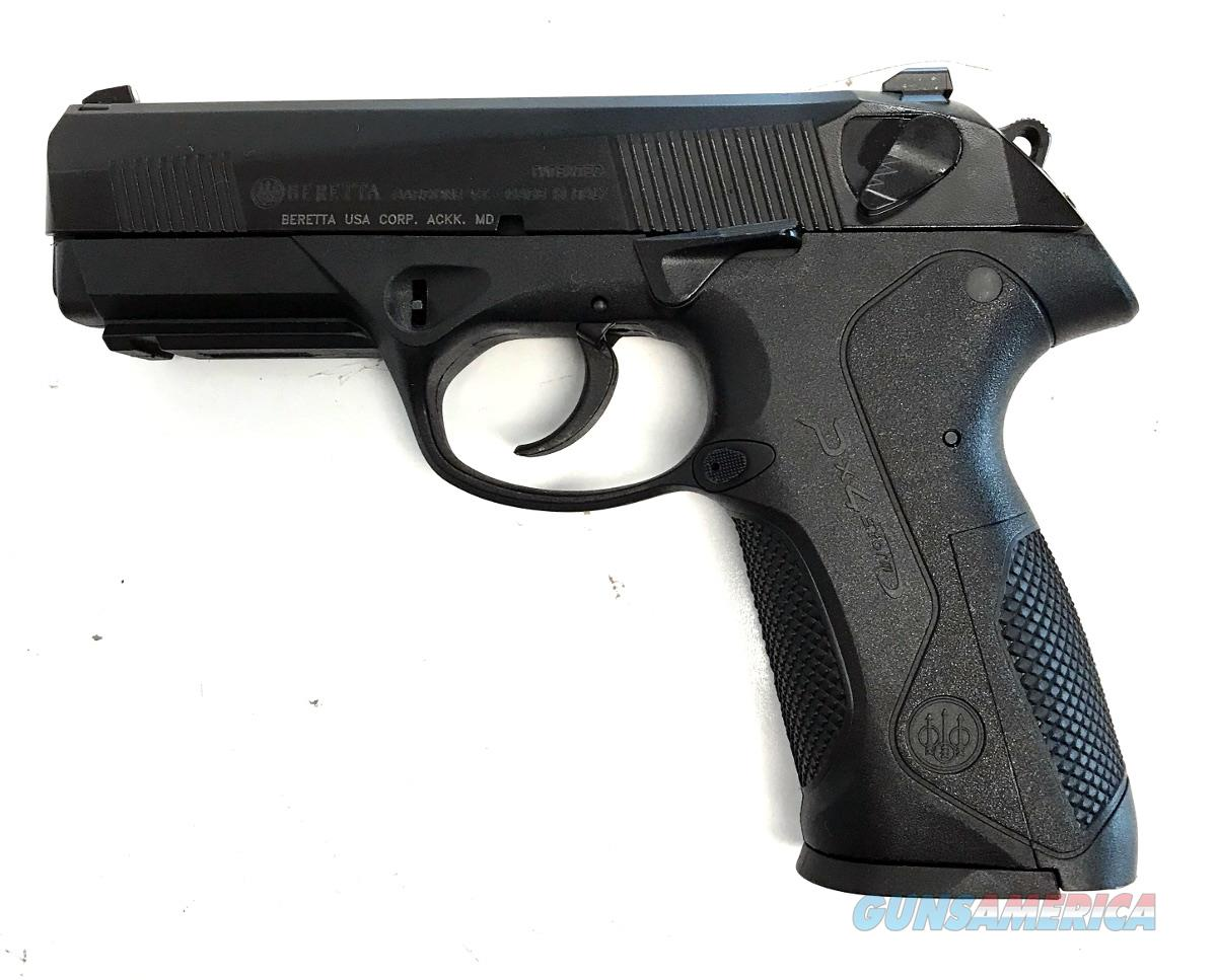 Beretta PX4 Storm Handgun 9 MM  Guns > Pistols > B Misc Pistols
