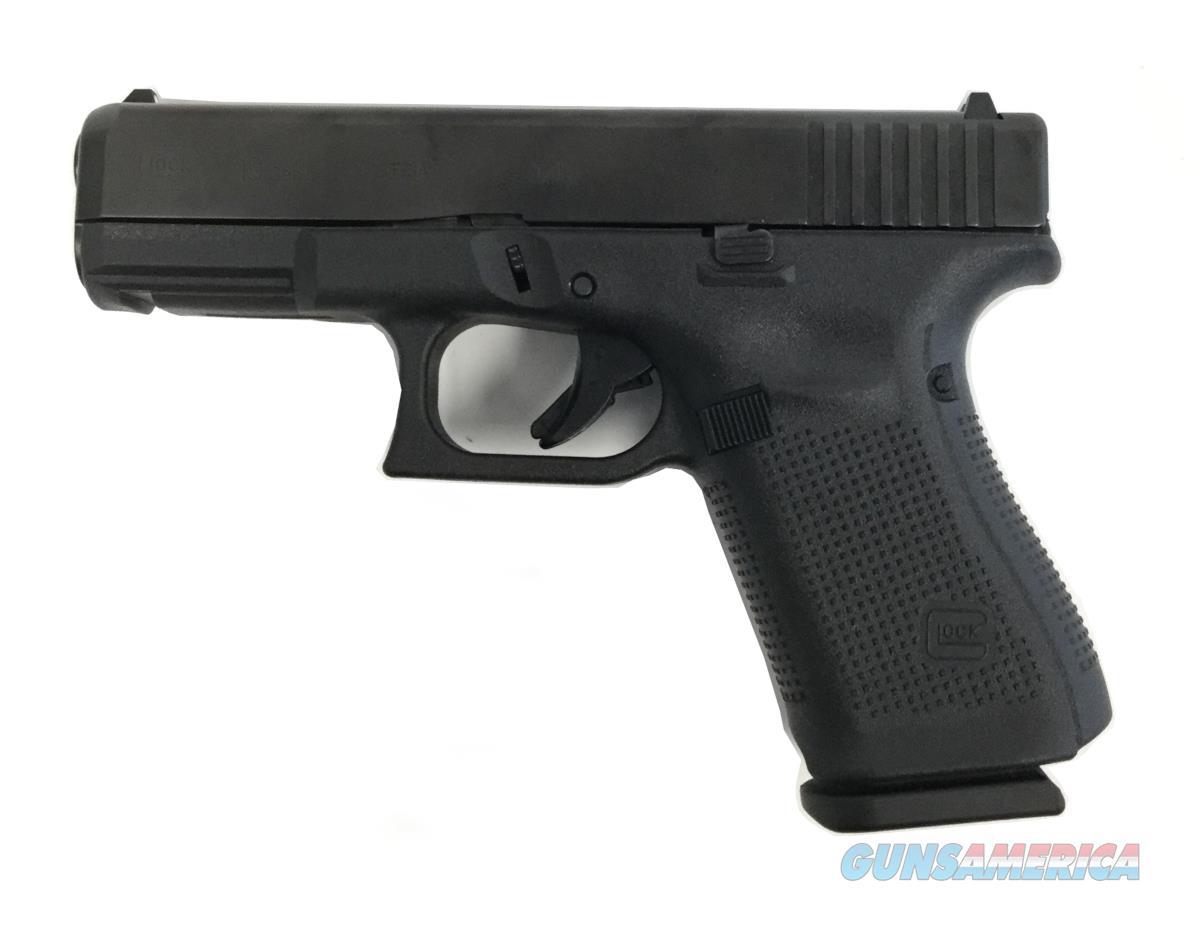 Glock G19 Gen 5 - PA19502-03 Handgun 9 MM  Guns > Pistols > G Misc Pistols