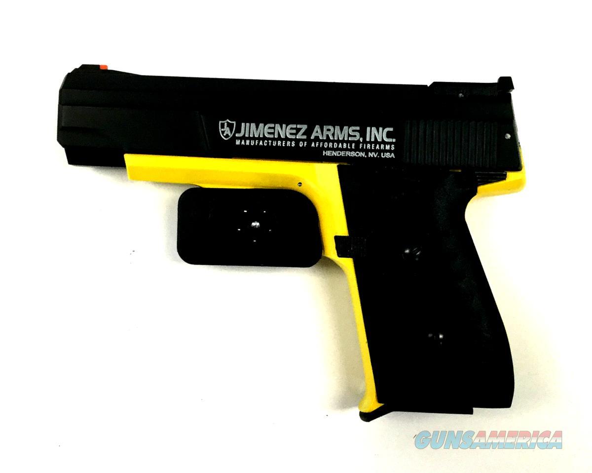 Jimenez Arms JA Nine Handgun 9 MM  Guns > Pistols > IJ Misc Pistols