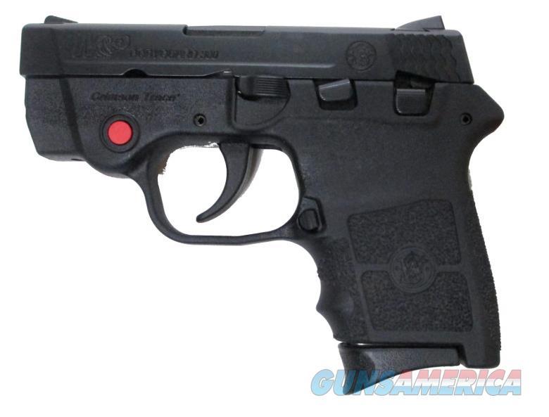 S & W M&P Bodyguard w/ Crimson Trace Laser Handgun .380 ACP  Guns > Pistols > S Misc Pistols