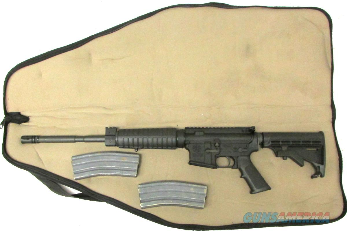 S & W M&P-15 Rifle .223 Rem  Guns > Pistols > S Misc Pistols