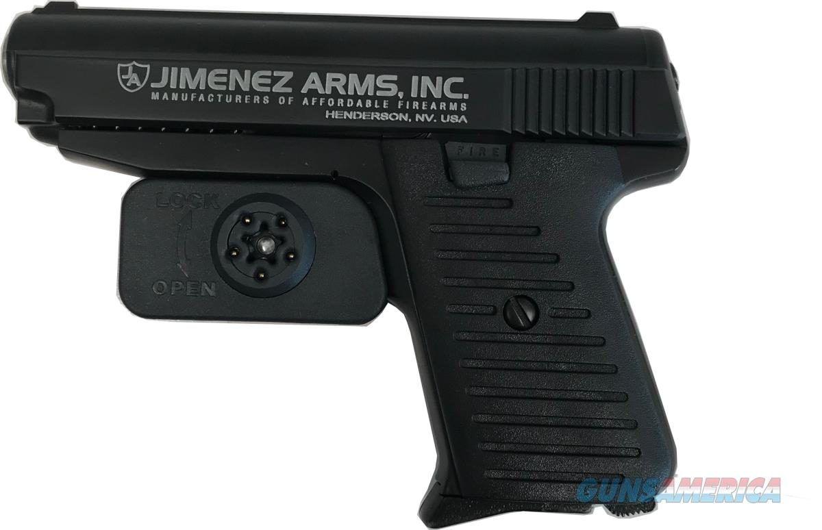 Jimenez Arms JA 380 - 380211 Handgun .380 ACP  Guns > Pistols > IJ Misc Pistols