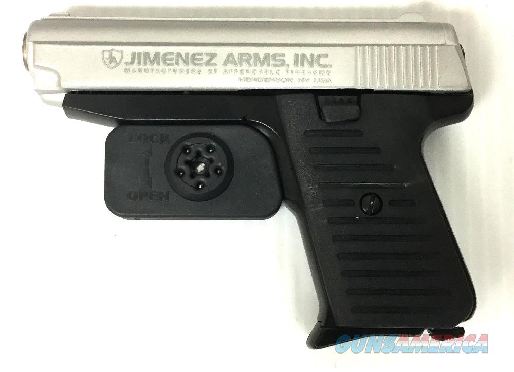 Jimenez Arms JA 380 - 380215 Handgun .380 ACP  Guns > Pistols > IJ Misc Pistols