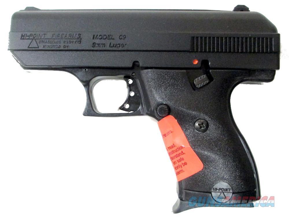 Hi Point C9-9MM Handgun 9 MM  Guns > Pistols > H Misc Pistols