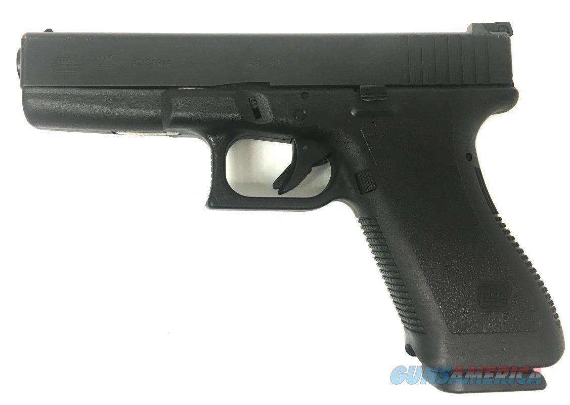 Glock 22 Gen 2 Handgun .40 S&W  Guns > Pistols > G Misc Pistols