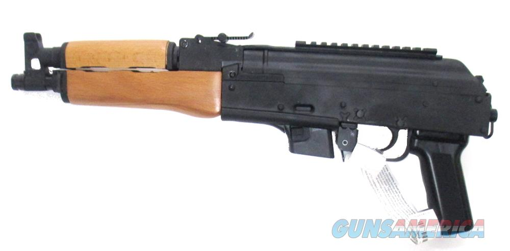 Century Arms Draco NAK9 - HG3736-N Handgun 9 MM  Guns > Pistols > C Misc Pistols