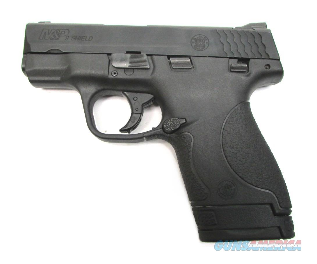 S & W M&P9 SHIELD    Guns > Pistols > Smith & Wesson Pistols - Autos > Polymer Frame