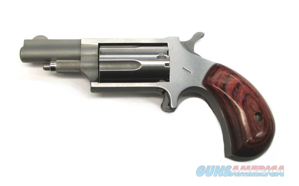 North American NAA-22MC Handgun .22 Mag  Guns > Pistols > MN Misc Pistols