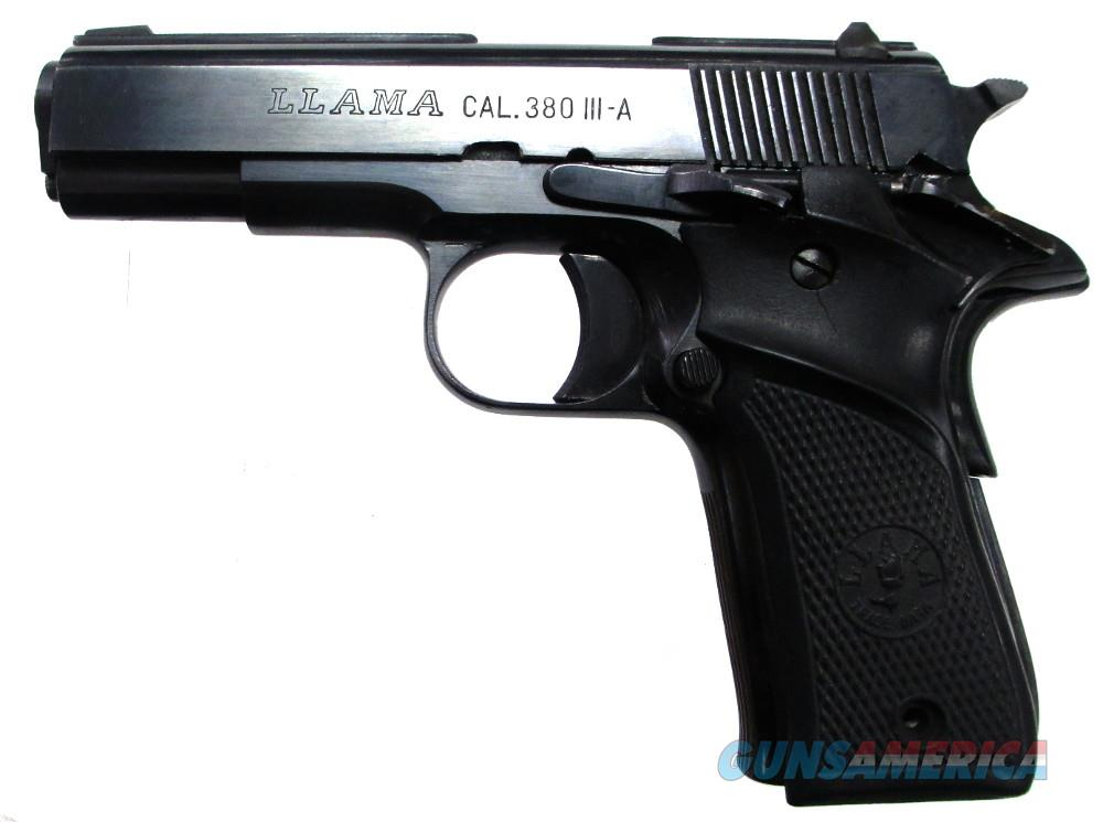 R.S.A Ent Inc. III-A - 1911 Style 380 Handgun .380 ACP  Guns > Pistols > R Misc Pistols