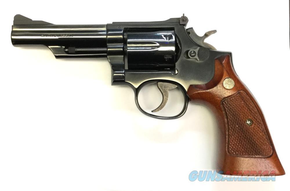 S & W 19-4 Handgun .357 mag  Guns > Pistols > S Misc Pistols