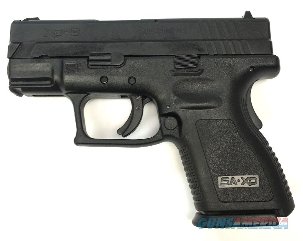 Springfield Armory XD9 Sub-Compact Handgun 9 MM  Guns > Pistols > S Misc Pistols