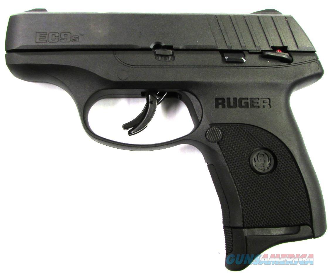 Ruger EC9S - 03283 Handgun 9 MM  Guns > Pistols > R Misc Pistols