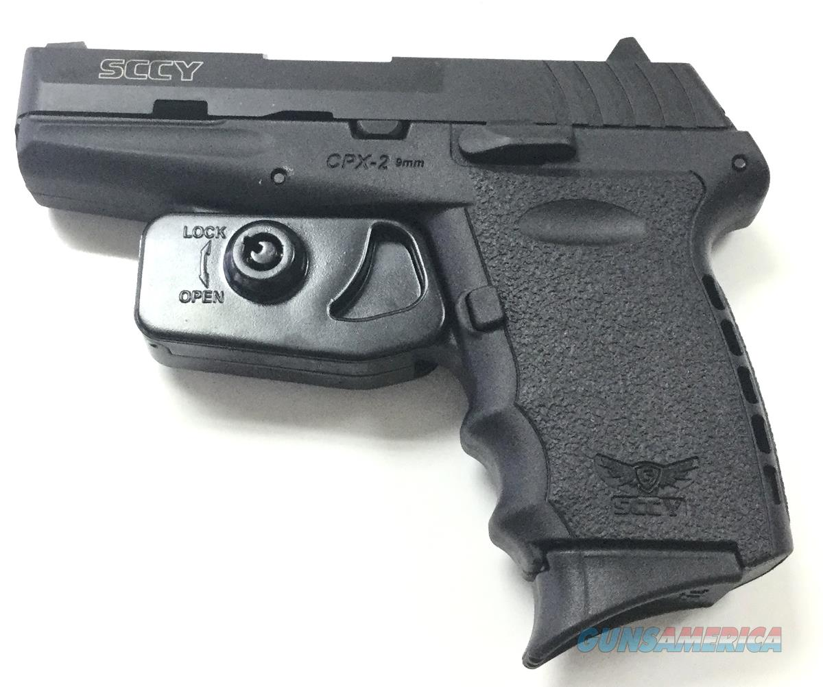 SCCY CPX-2 CB 9mm    Guns > Pistols > S Misc Pistols
