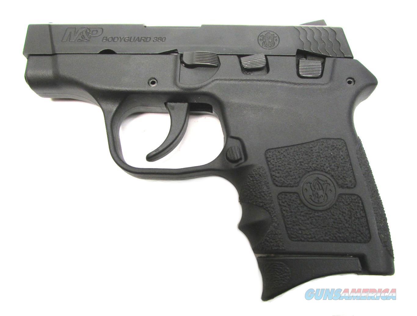 S & W M&P Bodyguard 380 - 109381 Handgun .380 ACP  Guns > Pistols > S Misc Pistols
