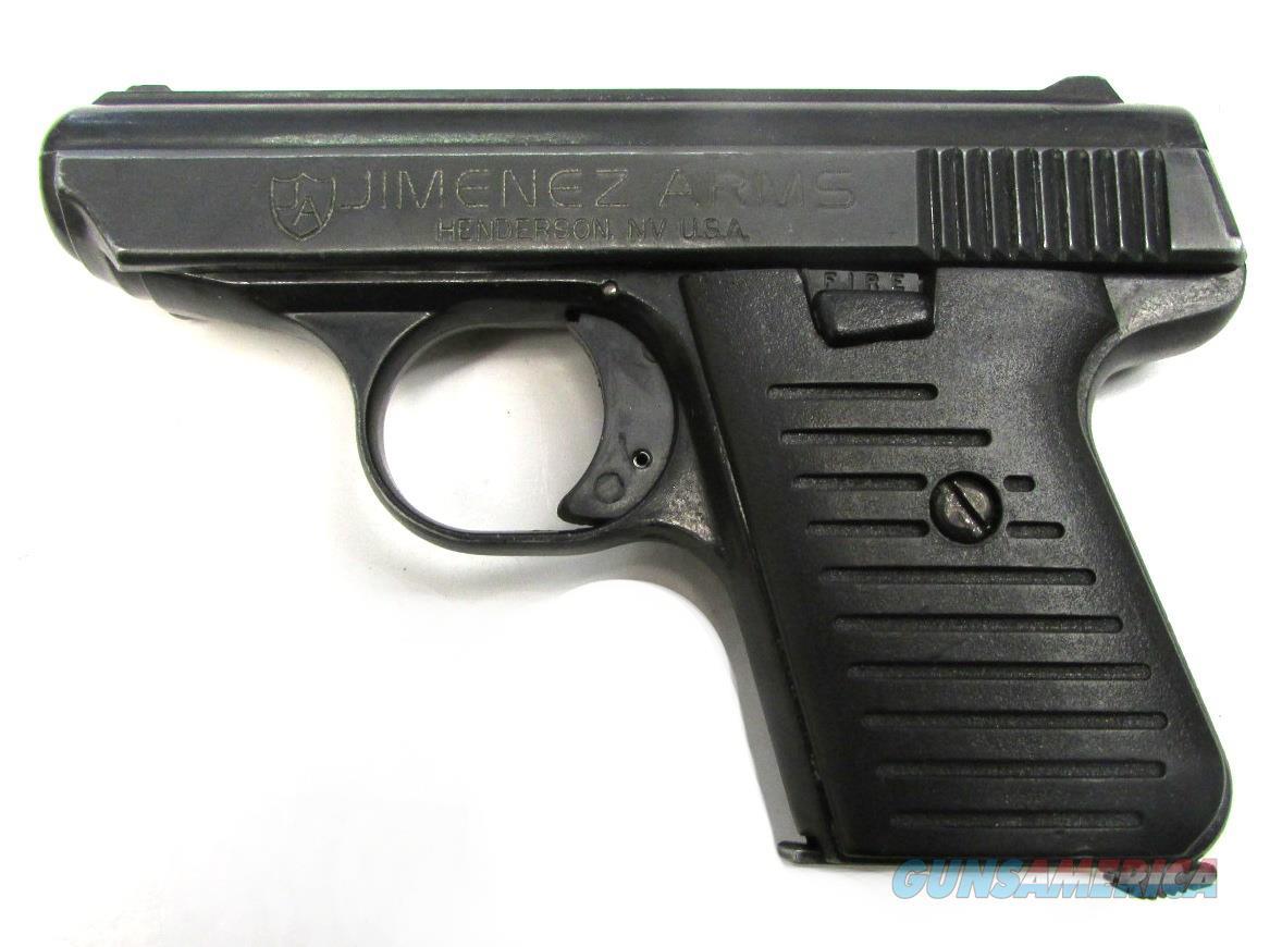 Jimenez Arms J.A. 22 Handgun .22 LR  Guns > Pistols > IJ Misc Pistols