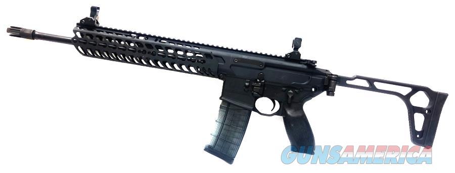 Sig Sauer MCx Rifle .300 Blackout  Guns > Pistols > S Misc Pistols