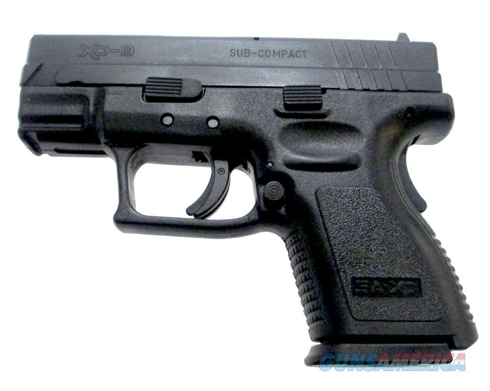 Springfield Armory XD Defender - XDD9801HC Handgun 9 MM  Guns > Pistols > S Misc Pistols