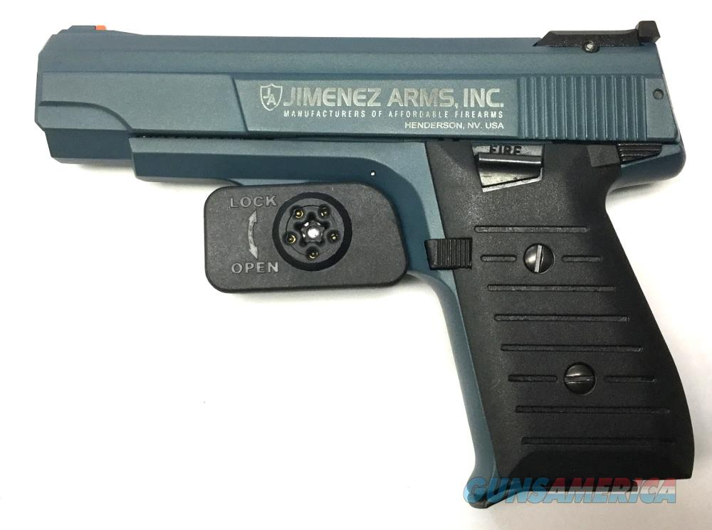 Jimenez Arms JA Nine - 79921212 Handgun 9 MM  Guns > Pistols > IJ Misc Pistols