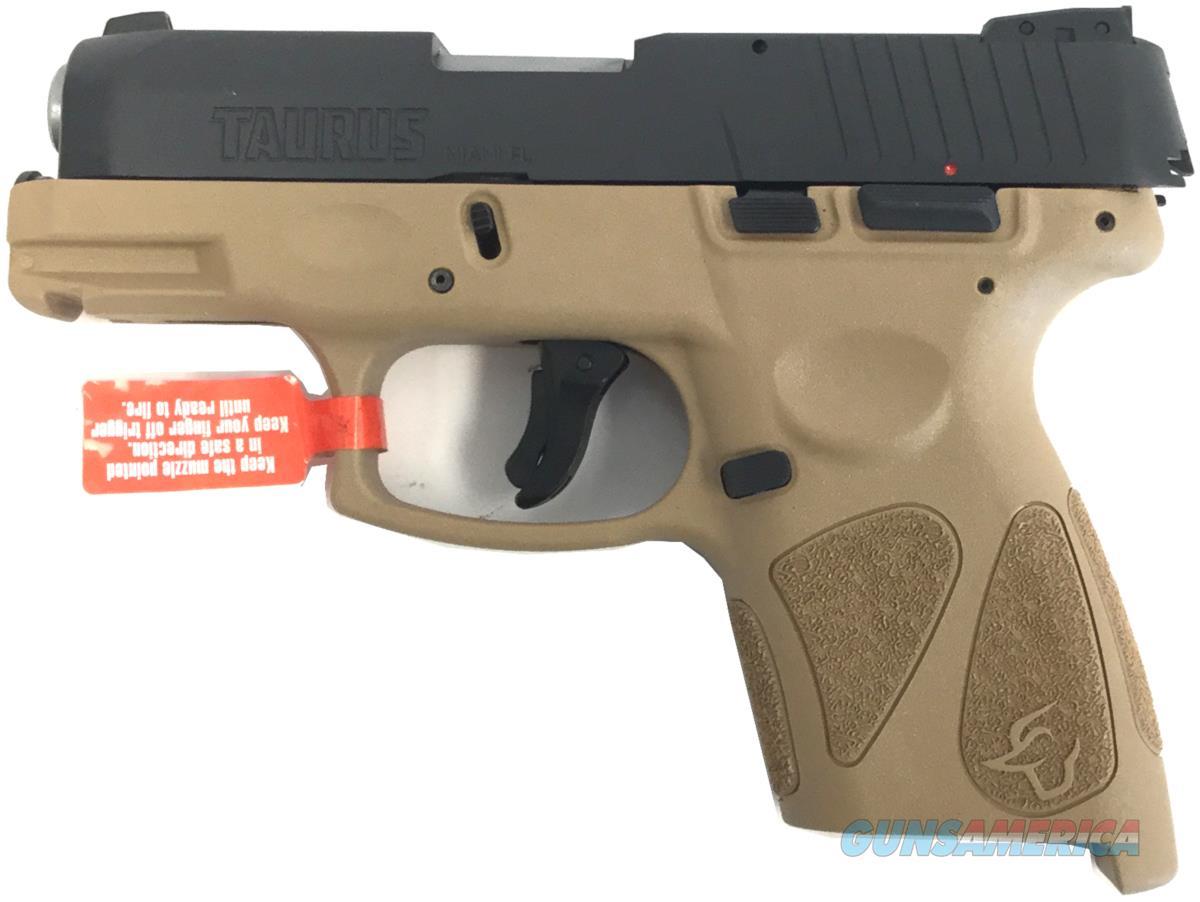 Taurus G2S 1-G2S931T / Tan Handgun 9 MM  Guns > Pistols > TU Misc Pistols