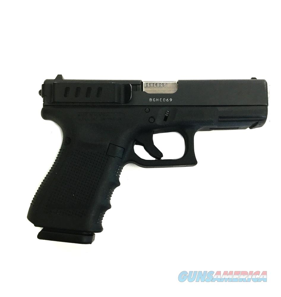 Glock 23 Gen 4 Handgun .40 S&W  Guns > Pistols > G Misc Pistols