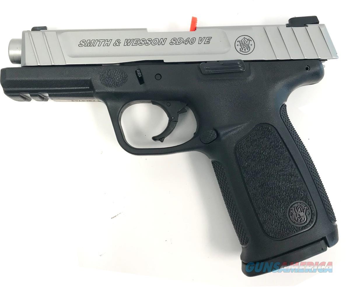 S & W SD40 VE - 223400 Handgun .40 S&W  Guns > Pistols > S Misc Pistols