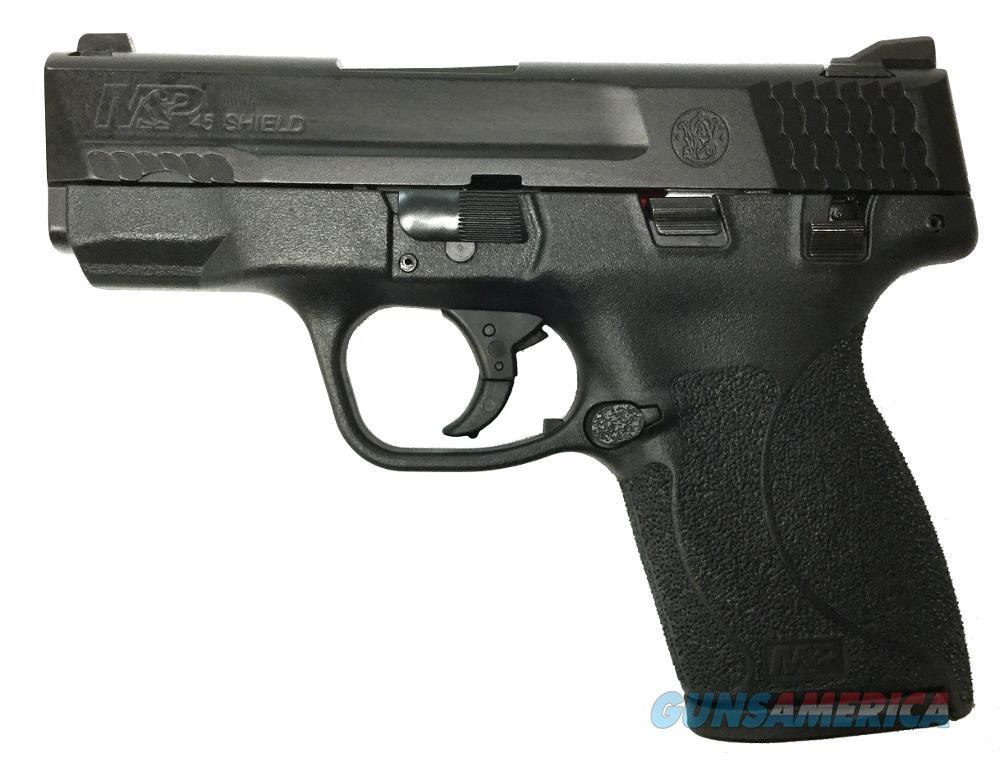 S & W M&P 45 Shield 2.0 - 180022 Handgun .45 Auto  Guns > Pistols > S Misc Pistols