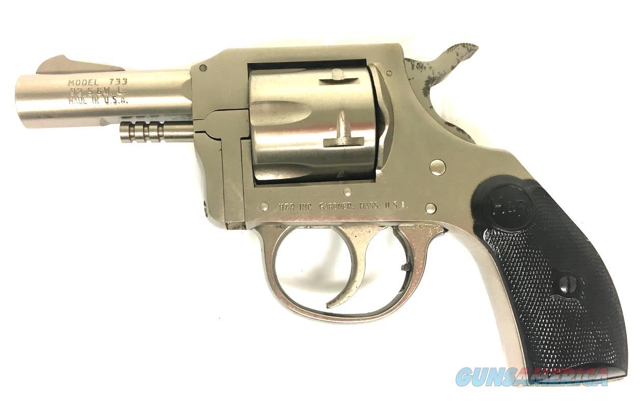 Harrington & Richards 733 Handgun .32 S&W  Guns > Pistols > H Misc Pistols