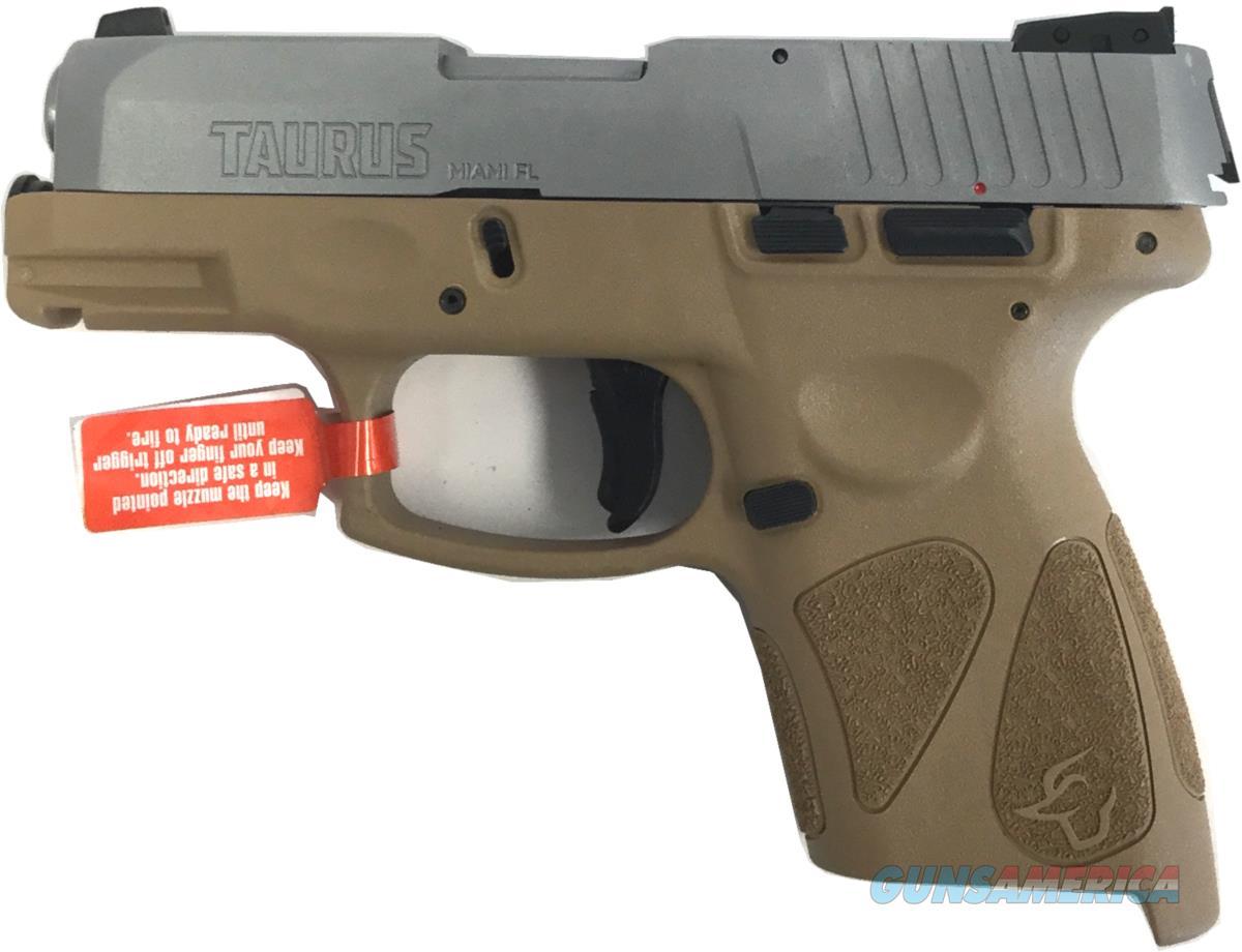 Taurus G2S 1-G2S939T / Tan Handgun 9 MM  Guns > Pistols > TU Misc Pistols